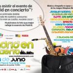 Participad en el concurso: Concierto por un sueño. Madrid 2020