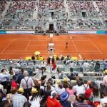 El tenis vuela a las capitales europeas